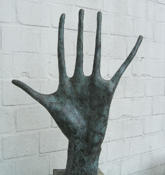 """""""Lumumbas Hand"""""""